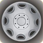 SKS Колпаки колесные с эмблемой R15 (300)