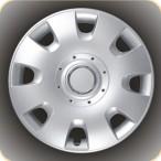 SKS Колпаки колесные с эмблемой R15 (304)