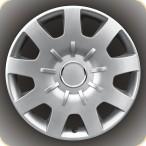 SKS Колпаки колесные с эмблемой R15 (314)