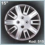 Колпаки колесные с эмблемой R15 (515) Fiat Doblo