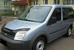 Дефлектор капота для Ford Tourneo Connect 2002-2006