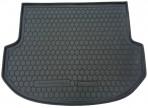 Коврик в багажник для Hyundai Santa Fe (DM) 2013- 5-мест