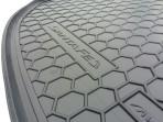 AVTO-Gumm Коврик в багажник для Hyundai Santa Fe (DM) 2013- 5-ме