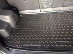 Коврик в багажник для Hyundai Tucson 2004- Avto-Gumm