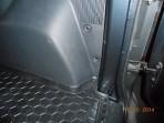 Коврик в багажник для Renault Dokker 2013- Avto-Gumm