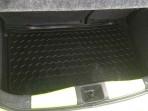 Купить коврик в багажник для Ниссан Микра 2010-  полиуретановый