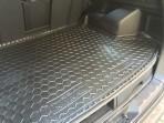 Коврик в багажник Ниссан ИксТрейл (T31) 2007- (с полкой) полиуре