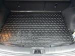 Avto-gumm Коврик в багажник для Nissan Qashqai 2014-