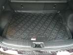 Резиновый коврик в багажник Nissan Qashqai 2014-