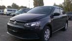 Sim Дефлектор капота для Volkswagen Polo HB/SD 2009-