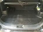 Коврик в багажник KIA Sorento 2013- (7-мест) Avtogumm