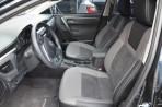 Чехлы из алькантары Toyota Corolla 2013- Leather Style