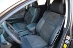 Чехлы из алькантары Toyota RAV4 2013- (V-2.0) Leather Style