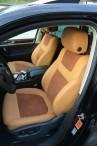 Авточехлы для Volkswagen Touareg 2010- Leather Style