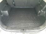 Коврик в багажник Шевроле Каптива 2012- полиуретановый Автогум