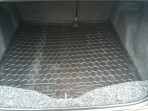 Avto-Gumm Коврик в багажник для Citroen C-Elysee 2013-
