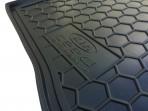 AVTO-Gumm Коврик в багажник для Kia Ceed (JD) Hatchback 2012- (b