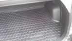 Купить коврик в багажник Субару Форестер 3 2008-2013  полиуретан
