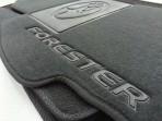 Купить коврики в автомобиль текстильные Субару Форестер 4 2013-