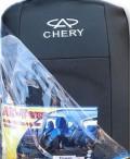 Чехлы на сиденья автомобиля Chery Tiggo 2013-