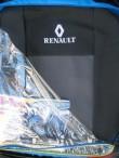 АВ-Текс Чехлы на сиденья автомобиля Renault Logan Sedan 2013- цельная спинка