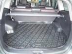 Резиновый коврик в багажник Hyundai Santa Fe 2006-2010