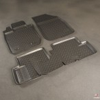 Коврики в салон для Renault Duster 4*4 2010-2015