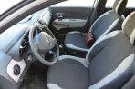 Чехлы из ЭКОкожи для Renault Lodgy 2013- серая строчка