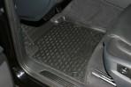 Коврики в салон для Volkswagen Touareg 2010- черные