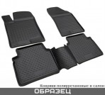 Коврики в салон для Mazda CX-7 2006-2012 черные