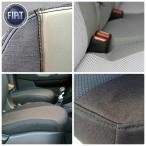 Автомобильные чехлы Fiat Scudo 2007- (1+2)
