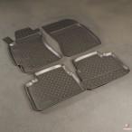 Коврики в салон для Subaru Forester III 2008-2013
