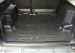 Avto-Gumm Коврик в багажник для Mitsubishi Pajero 4 2007- (7-мес