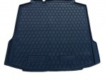 Коврик в багажник для Skoda Rapid 2013-