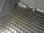 AVTO-Gumm Коврик в багажник для Skoda Spaceback 2013-