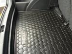 Коврик в багажник Шкода Спейсбек 2013- полиуретановый Автогум
