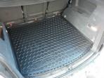 Коврик в багажник для Volkswagen Touran 2010-