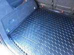 Купить коврик в багажник Фольксваген Туран 2010- полиуретановый