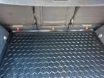 Коврик в багажник Фольксваген Туран 2010- полиуретановый Автогум