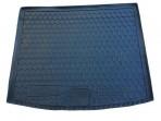 Коврик в багажник для Volkswagen Touareg 2010- (2-х зон. климат-контроль)