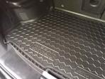Коврик в багажник Ниссан ИксТрейл (T32) 2014- полиуретановый Авт