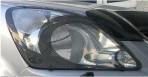 Защита фар Honda CR-V 2006-2012 карбон