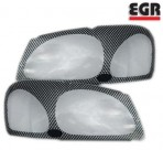 EGR Защита фар Ford Focus 2 2004- карбон