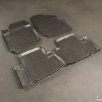 Коврики в салон для Toyota RAV4 2006-2009