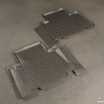 Коврики в салон для Toyota RAV4 LWB 2009-2013 задние