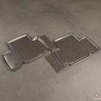 Коврики в салон для Toyota RAV4 SWB 2009-2013 задние
