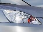 Защита фар Mitsubishi Lancer 9 2003- прозрачная