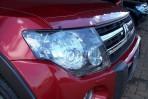 EGR Защита фар Mitsubishi Pajero 4 2007- прозрачная