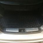 Купить коврик в багажник Мицубиси Аутлендер 2003-2007 полиуретан