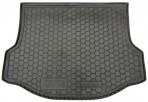 Коврик в багажник для Toyota RAV4 2014- (с докаткой)